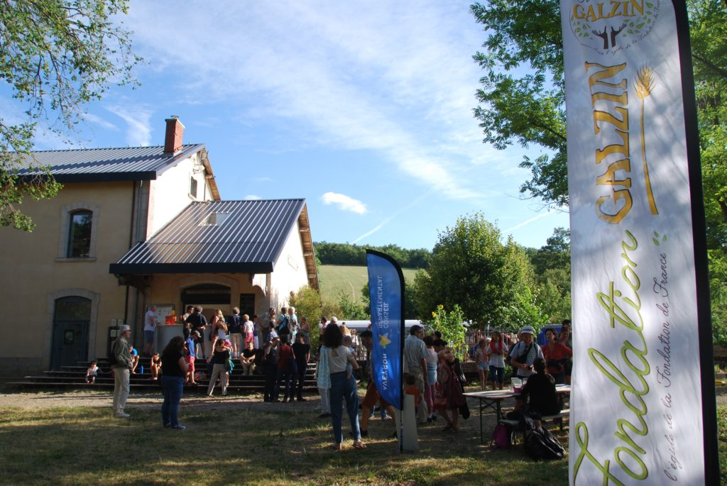 Fondation Galzin - Soutien auprès du festival de musique de chambre du larzac 2019 - Saint Jean d'Alcas